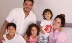 """Wesley Safadão celebra aniversário da filha: """"Sou um papai orgulhoso"""""""