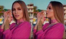 No Egito, Carla Diaz se emociona ao usar pulseira de 'O Clone'