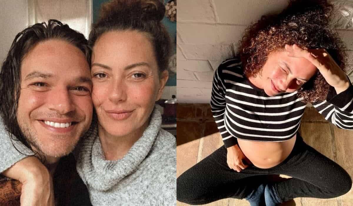 Fabiula Nascimento e Emílio Dantas revelam gravidez de gêmeos