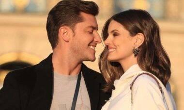 Camila Queiroz e Klebber Toledo celebram 5 anos de relacionamento