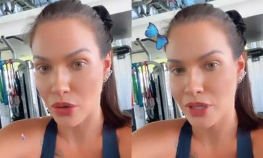 Andressa Suita sobre mudanças no corpo após gestações: 'muda tudo'
