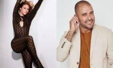 Paolla Oliveira posa com look sensual e ganha elogio de Diogo Nogueira