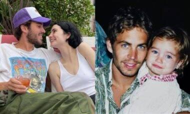 Filha de Paul Walker, Meadow anuncia noivado com ator ao exibir anel