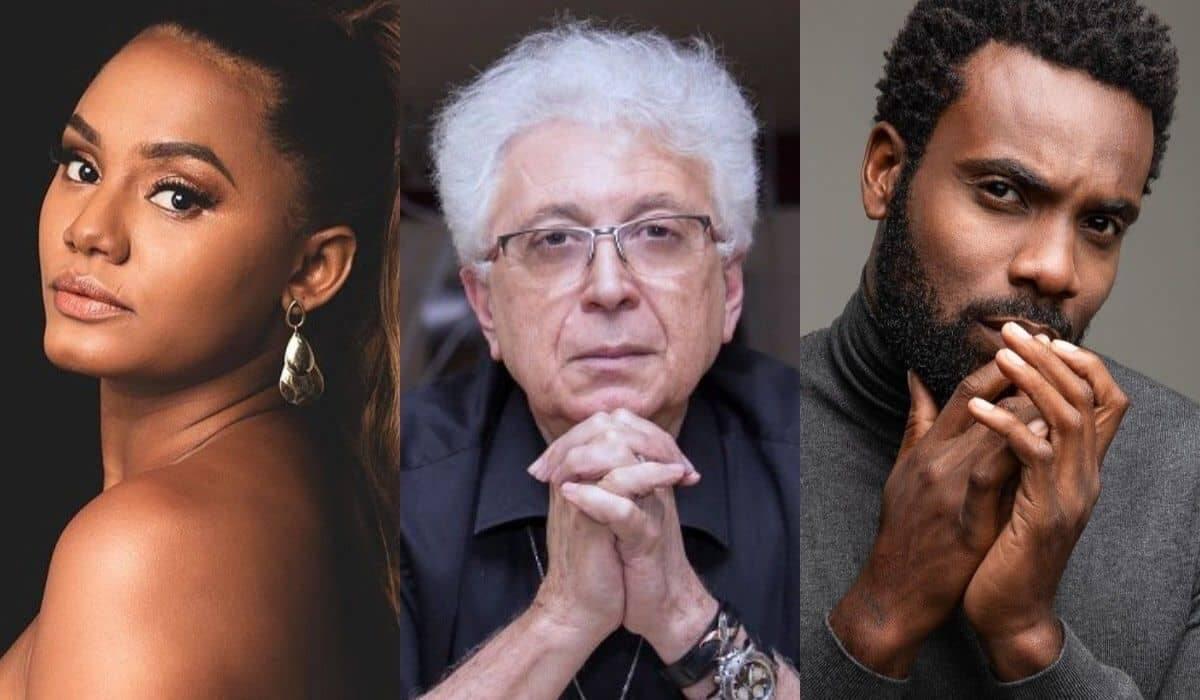 Jéssica Ellen e Rafael Zulu rebatem fala de Aguinaldo Silva sobre Beyoncé