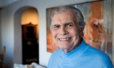 Morre ator Tarcísio Meira aos 85 anos vítima da Covid-19