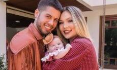 Virgínia fala sobre o casamento após nascimento da filha: 'até melhorou'