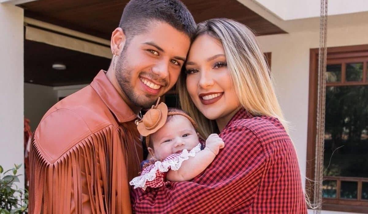 Virgínia Fonseca planeja segundo filho com o cantor Zé Felipe