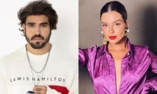 Giovanna Lancellotti entrega calote de Caio Castro e ator se pronuncia