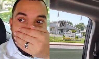Gil do Vigor mostra condomínio onde irá morar no EUA: 'lugar muito rico'