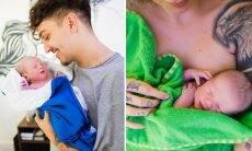 Christian Figueiredo e Zoo anunciam nascimento do segundo filho, Nikki