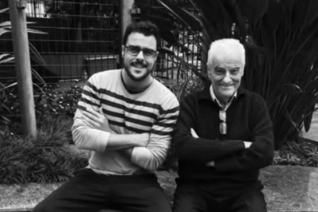 """Joaquim Lopes retorna às redes após a morte do pai: """"Viver minha melhor vida"""""""