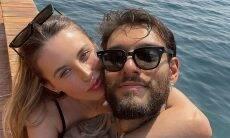 Lucas Lucco celebra primeiro aniversário de casamento com Lorena Carvalho