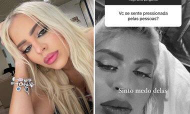 "Luísa Sonza desabafa sobre haters após término com Vitão: ""Sinto medo"""