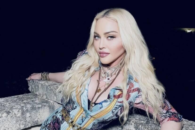 Madonna comemora o aniversário de 63 anos na Itália