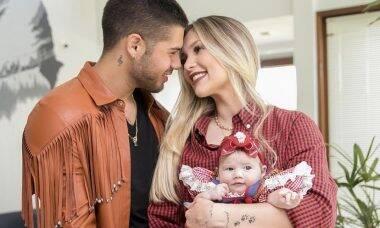 Perfil da filha de Virgínia Fonseca e Zé Felipe tem o segundo maior engajamento do Instagram