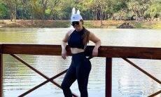 Recém-solteira, Naiara Azevedo manda mensagem positiva aos fãs