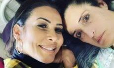 Irmã de Scheila Carvalho morre após 4 anos de luta contra doença degenerativa