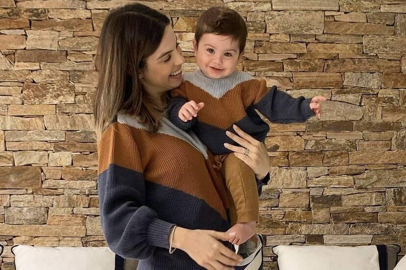 """Sthefany Brito comenta sobre vontade de ter mais filhos: """"Me julguem"""""""