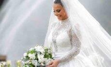 Viviane Araújo se casa com Guilherme Militão em festa para 300 pessoas. Foto: Reprodução Instagram