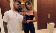 Yasmin Brunet e Gabriel Medina curtem noite romântica em Las Vegas