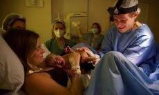 Nasce o segundo bebê de Shantal e Matheus Verdelho: 'que emoção'