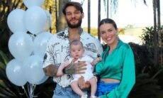 Lorena revela que Lucas Lucco quer outro filho: 'mais breve possível'