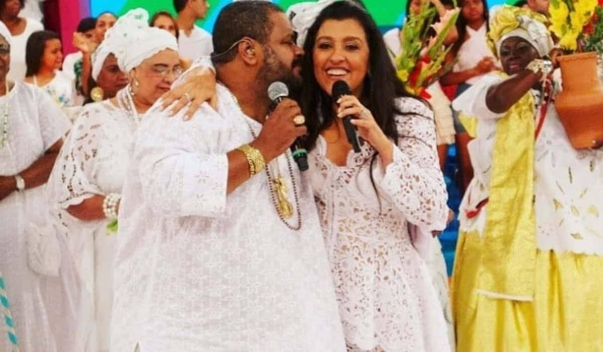 Regina Casé homenageia Arlindo Cruz por aniversário: 'sambista perfeito'