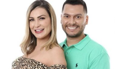 """Grávida, Andressa Urach revela nome do filho: """"Valente como um leão"""""""