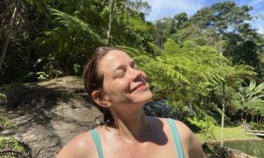 """Leandra Leal celebra aniversário de 39 anos com reflexão: """"Me permiti ter intensidade"""""""