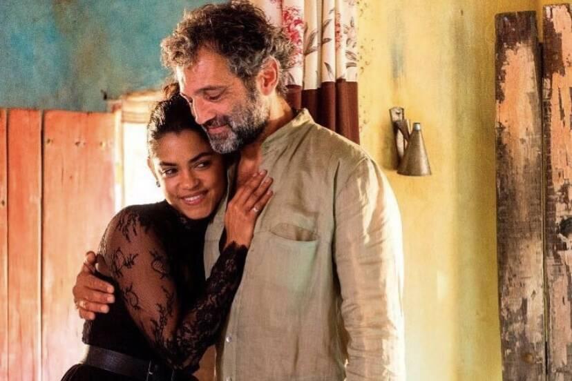 """Viúva de Domingos Montagner posta sobre 5 anos da morte do ator: """"Saudade"""""""