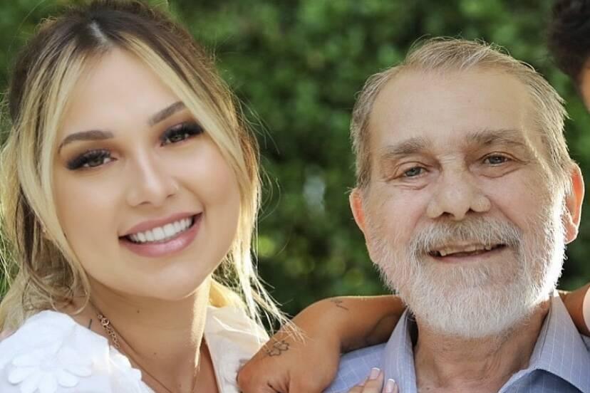 """Virgínia Fonseca faz homenagem após morte do pai: """"Meu maior motivo de orgulho"""""""